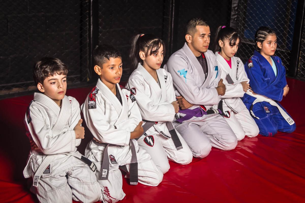 beneficios del jiu jitsu en niños mma colombia