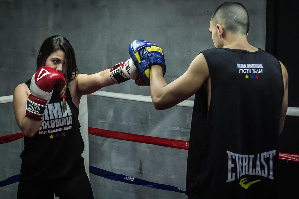 boxeo medellin escuelas mma colombia